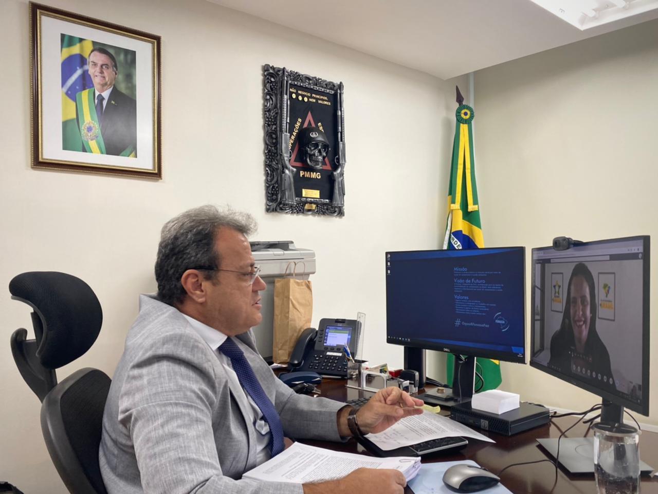 Funasa participa do lançamento de nova modalidade na Plataforma +Brasil