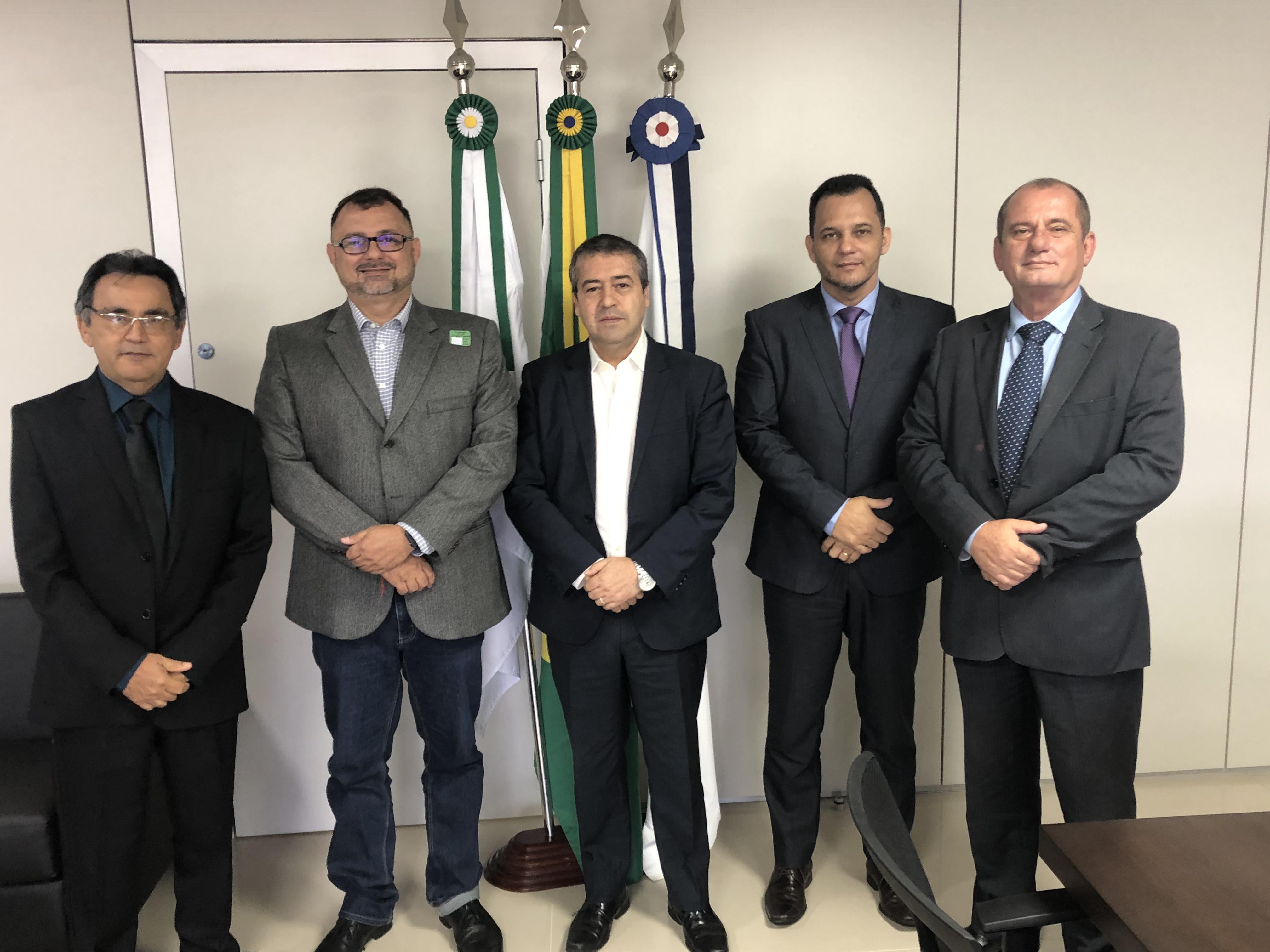 Funasa assina Termo de Adesão à Rede Nacional de Ouvidorias Públicas