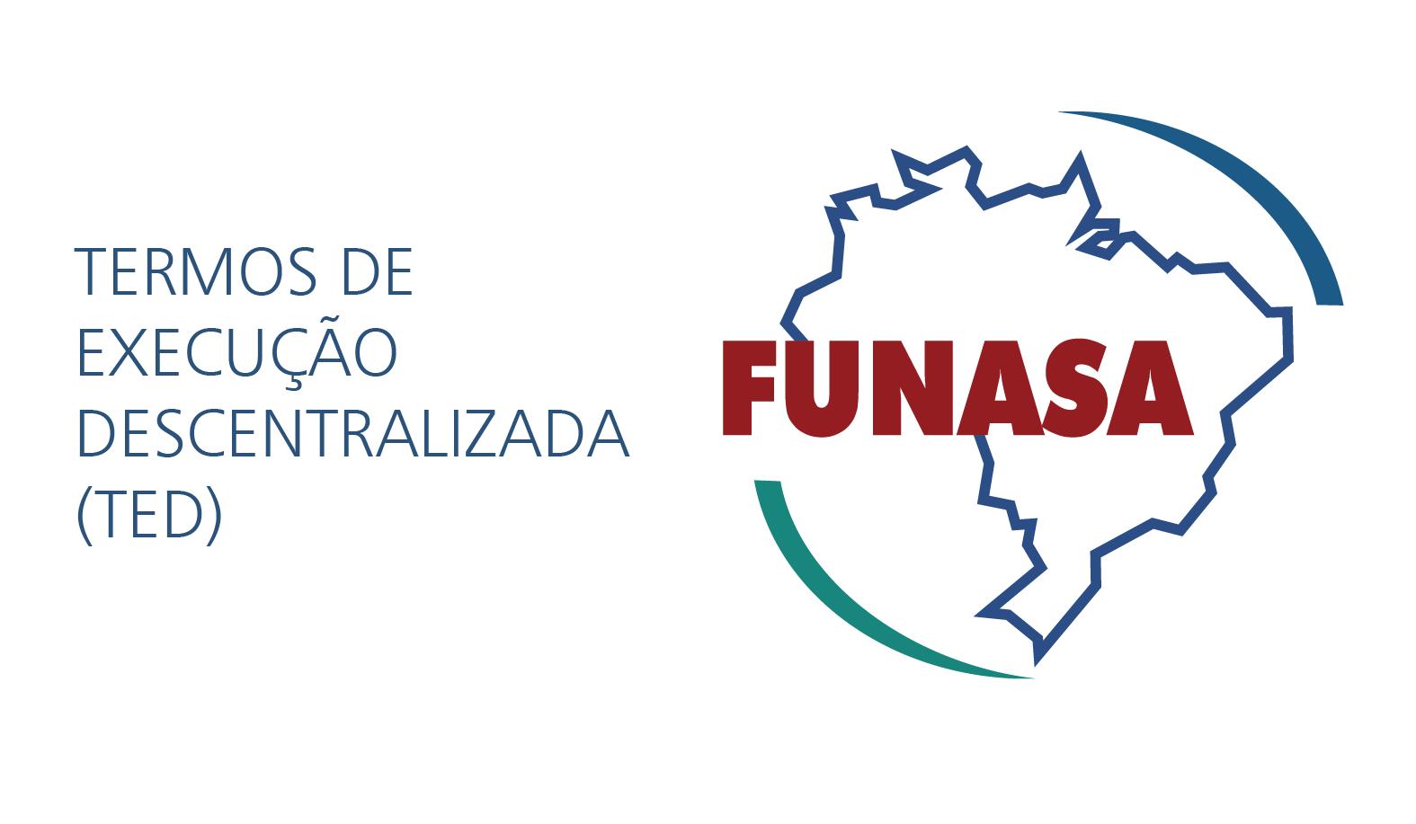 Funasa celebra TED's com UFMG e UNIFAP