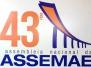 43ª Assembléia Nacional da Assemae