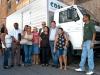 Entrega de caminhões a cooperativas no RJ