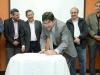 Assinatura de O.S. para Centro de Referência em Colatina/ES