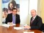 Presidente da Funasa, recebe o Deputado Federal Ronaldo Benedet (SC)
