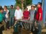 Inauguração de  sistema de abastecimento de água - Alcantara/MA