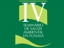 IV Seminário de Saúde Ambiental da Funasa - 26 a 29/set/2016