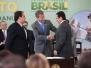 Municípios vão receber R$ 2,8 bilhões para obras de saneamento