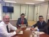 Reunião do Presidente da Funasa com Assemae