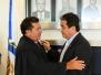 Presidente da Funasa comparece à posse do Ministro do TCU - 04/fev/15