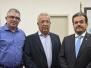 Presidente da Funasa visita Sergipe - 11/ mar /15