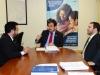 Presidente da Funasa, Henrique Pires recebe o Deputado Cabuçu Borges
