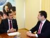 Presidente da Funasa recebe o Governador de Alagoas - 04/mar/15
