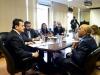 Presidente da Funasa recebe o Governador de Rondônia 03/mar/15