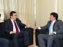 Presidente da Funasa recebe o o Deputado Federal André Fufuca (MA) - 05/fev/15