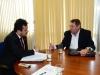 Presidente da Funasa recebe o Presidente do Capsesp - 12/mar/15