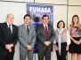 Presidente da Funasa recebe Prefeito de Nova Mutum (MT)