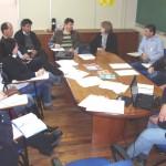 Na reunião foram debatidos detalhes técnicos para firmar parcerias com vistas ao evento