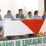 Palestrantes defendem o poder da Educação para obter resultados satisfatórios