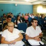 O seminário promovido pela Funasa do Acre atraiu muito a atenção dos participantes / Foto: Suest/AC