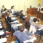 Técnicos de vários municípios receberam orientações sobre os convênios da Funasa (Foto: Nayglon Goulart)