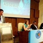 Piovesan (à esq.): ''Parceria com Assemae resulta em ações benéficas para a população'' (foto: Funasa/SC)