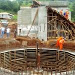 Recursos para Sistema de Esgotamento Sanitário da Linha Invernadinha fazem parte do PAC (Foto: Nayglon Goulart - Funasa)