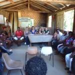 Famílias da comunidade receberão obras de melhorias sanitárias e habitacionais (Foto: Funasa/RS)