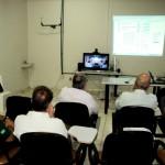 Além de Jair Vieira, participaram os chefes de Divisões, Serviços e Planejamento da Suest (Foto: Funasa MA)