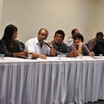 Vamberto destacou os trabalhos de educação em saúde ambiental desenvolvidos no estado (Foto: Funasa/MS)