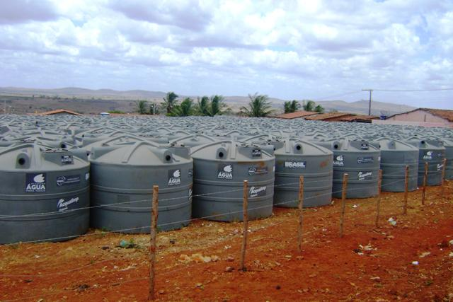 Cerca de 800 famílias serão beneficiadas no município de Coité do Nóia (Foto: Suest/AL)