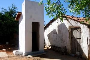 Trabalho aborda a padronização arquitetônica das Melhorias Sanitárias Domiciliares (MSD) - Foto Funasa/RN