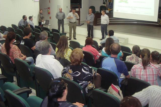 Em Santa Catarina os investimentos são de R$ 2,1 milhões para PMSB (Foto: Suest/SC)