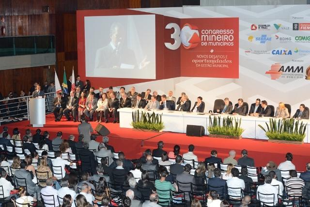 Evento debate principais desafios dos novos gestores públicos municipais (Foto: Edmar Chaperman)