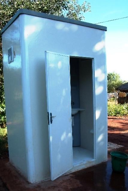 População vai receber 86 módulos sanitários (Foto: Suest/MS)