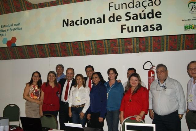 Evento busca ampliar a interação de representantes municipais (Foto: Suest/PI)