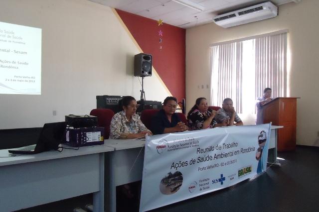 Participaram gestores e instituições governamentais (Foto: Ananda Carvalho)