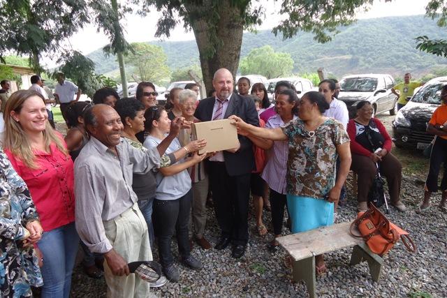Investimentos vão beneficiar mais de 300 famílias gaúchas (Foto: Suest/RS)