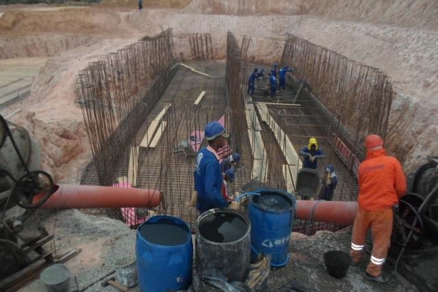 Obras vão beneficiar 3.766 famílias da Região Sul do estado (Foto: Suest/SE)