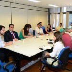 Reunião Cataforte/Brasília - Foto:Edmar Chaperman