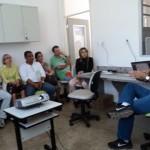 Foto:Suest/MA - Técnicos do Sesan são capacitados para a utilização do Gerenciador de Ambiente Laboratorial (GAL)