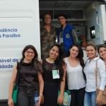 Participantes do Simpósio Nacional de Saúde e Meio Ambiente - Foto:Suest/PB