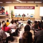 o  Encontro dos Agentes de Vigilância Ambiental Municipal do Estado de Sergipe - Foto: Suest/SE