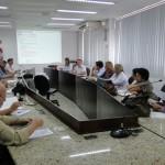 Reunião dos membros do Núcleo de Gestão do Programa Água - Foto: Suest/PB