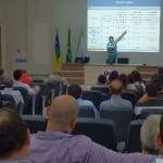 Debate sobre saneamento na Universidade Tiradentes (UNIF) - Foto: Suest/SE