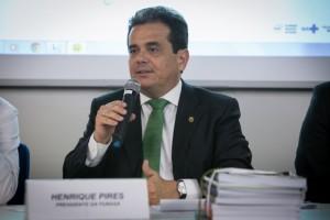 Henrique Pires, presidente da Funasa