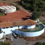 Obra de Sistema de Abastecimento no município de Vera Cruz