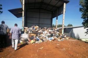 Lixão no município Bandeirantes - Foto: Suest/MS