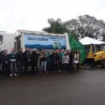 Entrega de caminhão para coleta seletiva - Foto: Suest/RS