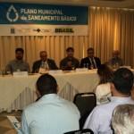 Reunião sobre capacitação dos técnicos municipais para elaboração das minutas (PMSB) - Foto: Suest/MA