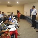 Reunião do Programa Sanear - Foto: ABES/BA