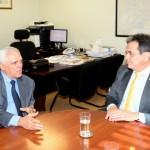 Presidente da Funasa e Presidente da Assembleia Legislativa Legislativa do Piauí